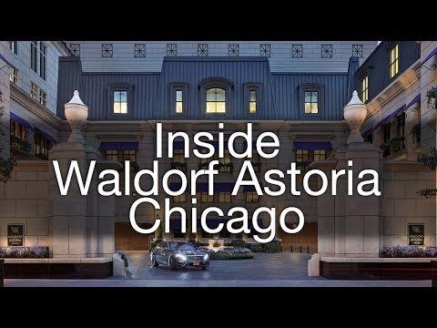 Waldorf Astoria Chicago Hotel Review