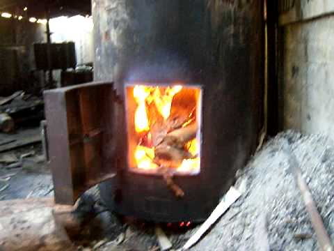 Thermal Oil Boiler Jan Gie