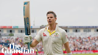 Steve Smith calls two centuries in opening Ashes Test 'a dream comeback'