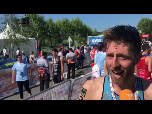 Tim Van Hemel WK cross triatlon 2019