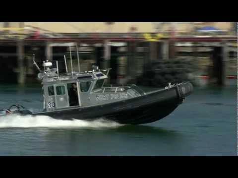 Los Angeles Port Police - Protecting Port and Nation