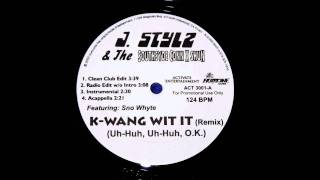 G STYLZ K-WANG WITH IT INSTRUMENTAL
