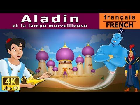 Aladin et la Lampe Magique | Histoire Pour S'endormir | Contes De Fées Français