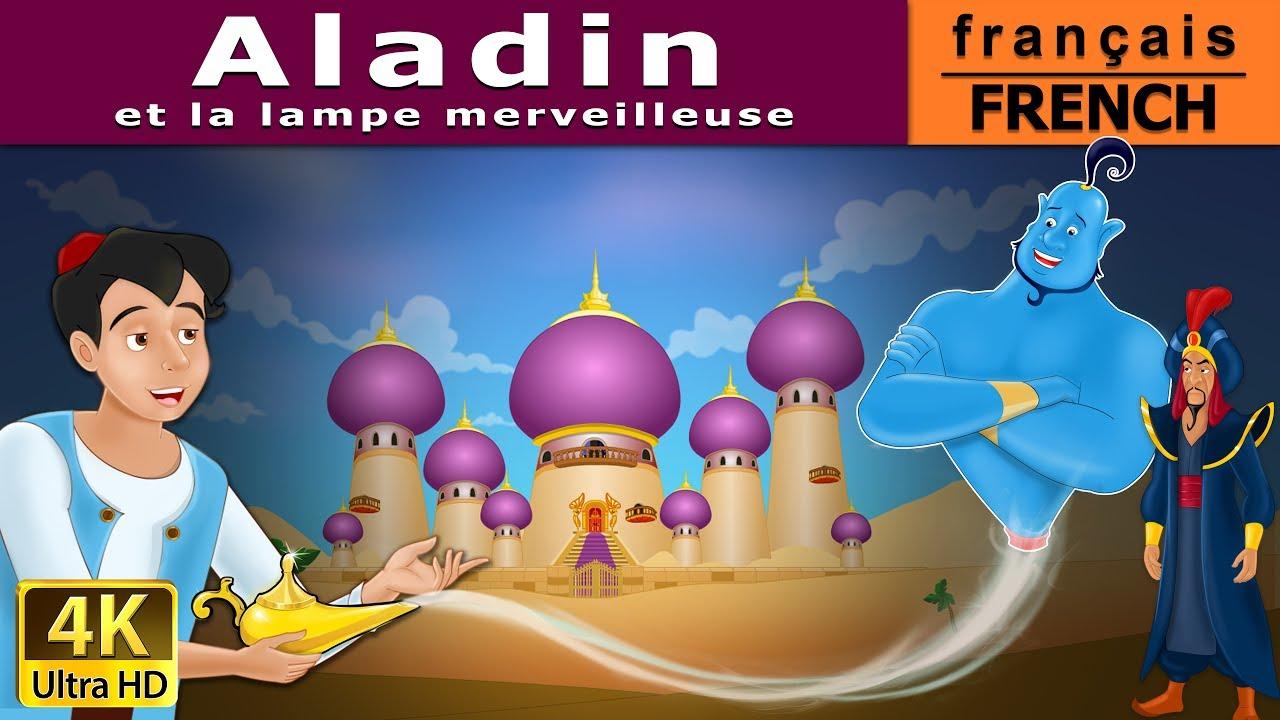 Aladin Et La Lampe Magique Histoire Pour S Endormir Contes De