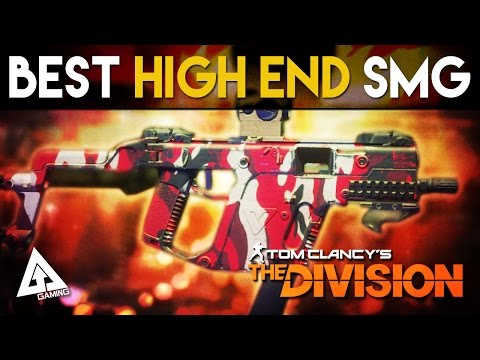 The Division Best SMG - High End Vector 45 ACP