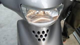 YAMAHA ヤマハ BJジョグ SA24J エンジン始動動画