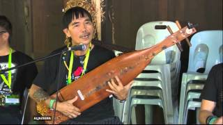Indigenous musicians gather in Malaysia