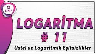 Logaritma 11  12.Sınıf Matematik (yeni müfredat)   AYT Matematik 12.sınıf logaritma