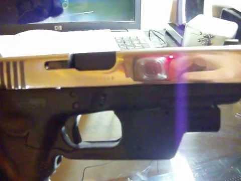 Hood C Hackers Glock Upper Polished Slide Polishing Barrel Hacker Ryan Burick