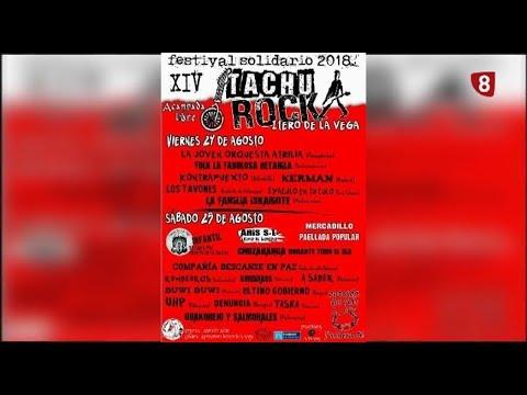 Ya a la venta las entradas para el Festival de Música 'Tachu Rock'