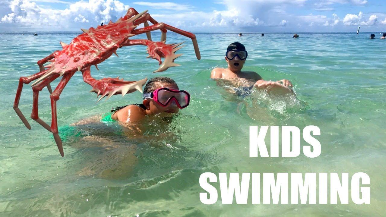 Crab Kids Youtube