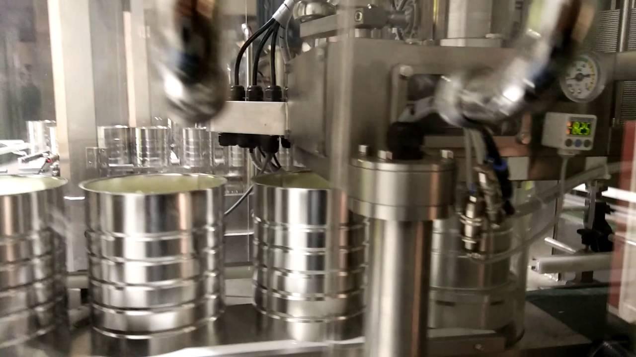 a7db0c36957 Nitrogen Filling Vacuum Sealing Machine - YouTube