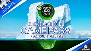 La face cachée du GamePass | Complément, réactions et précisions... Dossier Vidéo VR4Player