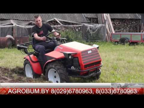 Трактор Беларус 132П. Новинка! Двигатель HONDA. 4x4
