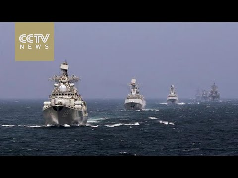 "2016 marks the sixth ""Joint Sea"" drill between China and Russia"