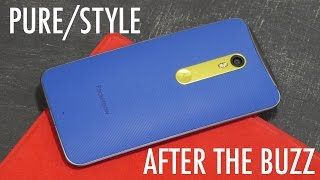 Moto X Pure Edition – After The Buzz