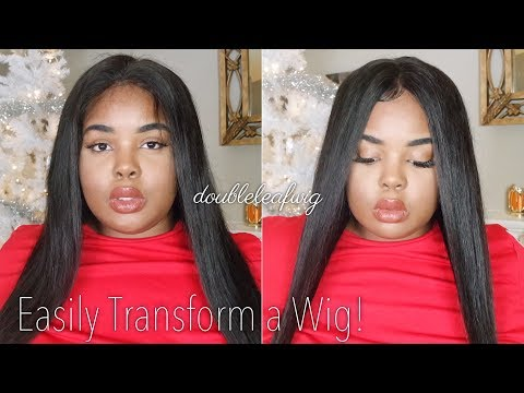 EASILY Transform Wig Straight From Box! | ft. DoubleLeafWig | Beginner Friendly