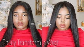 EASILY Transform Wig Straight From Box!   ft. DoubleLeafWig   Beginner Friendly