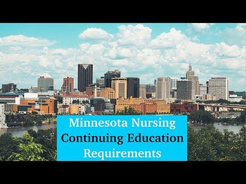 minnesota-nursing-continuing-education-requirements