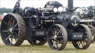 The Gloucestershire Steam & Vintage Extravanganza 2013: Traction Engines