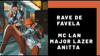 Baixar MC Lan, Major Lazer, Anitta Rave De Favela | Choreography Charles Espinoza