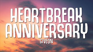 Giveon - Heartbreak Anniversary (Lyrics)