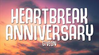 Download Giveon - Heartbreak Anniversary (Lyrics)