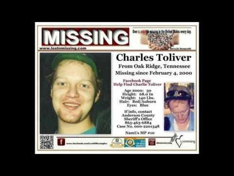 Missing Charles Toliver, February 4, 2000 from Oak Ridge, Tennessee