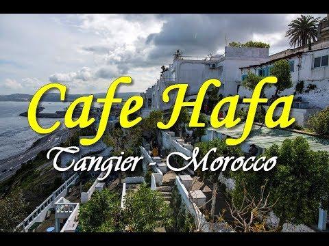 "Cafe ""Hafa"" of Tangier - Morocco / مقهى ""الحافة"" بطنجة ـ المغرب"
