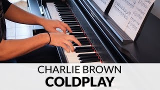 Video Coldplay - Charlie Brown | Piano Cover download MP3, 3GP, MP4, WEBM, AVI, FLV Agustus 2018