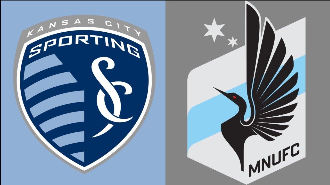 1-2 Sporting KC vs Minnesota United live Soccer live Watchalong MLS Sporting vs minnesota united