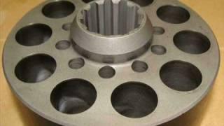 reparation pompe hydraulique kawasaki
