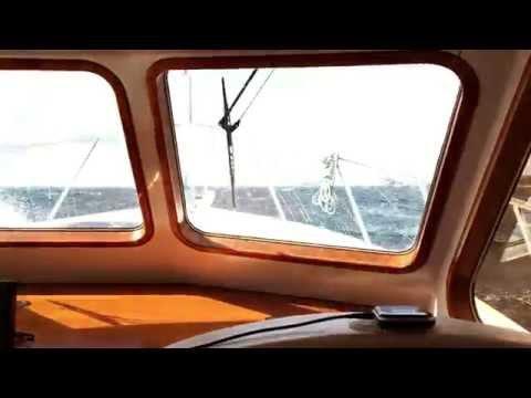 Sommer og vind på Sørlandet