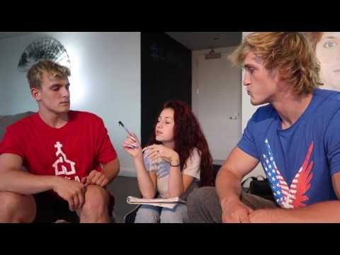 Danielle Bregoli Funniest Moments! (12) w/ Logan Paul & Jake Paul