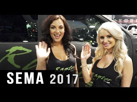 The Ladies of SEMA 2017