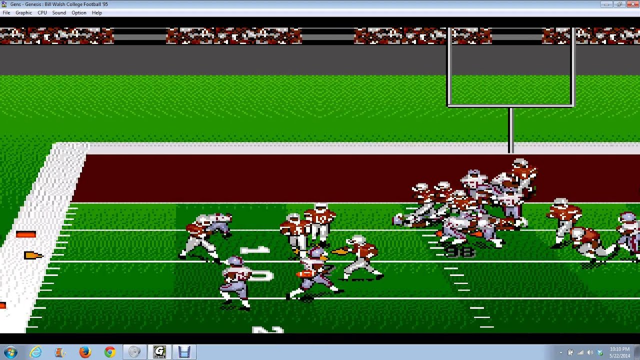 Haven Plays Sega Ep67 Bill Walsh College Football 95 Youtube