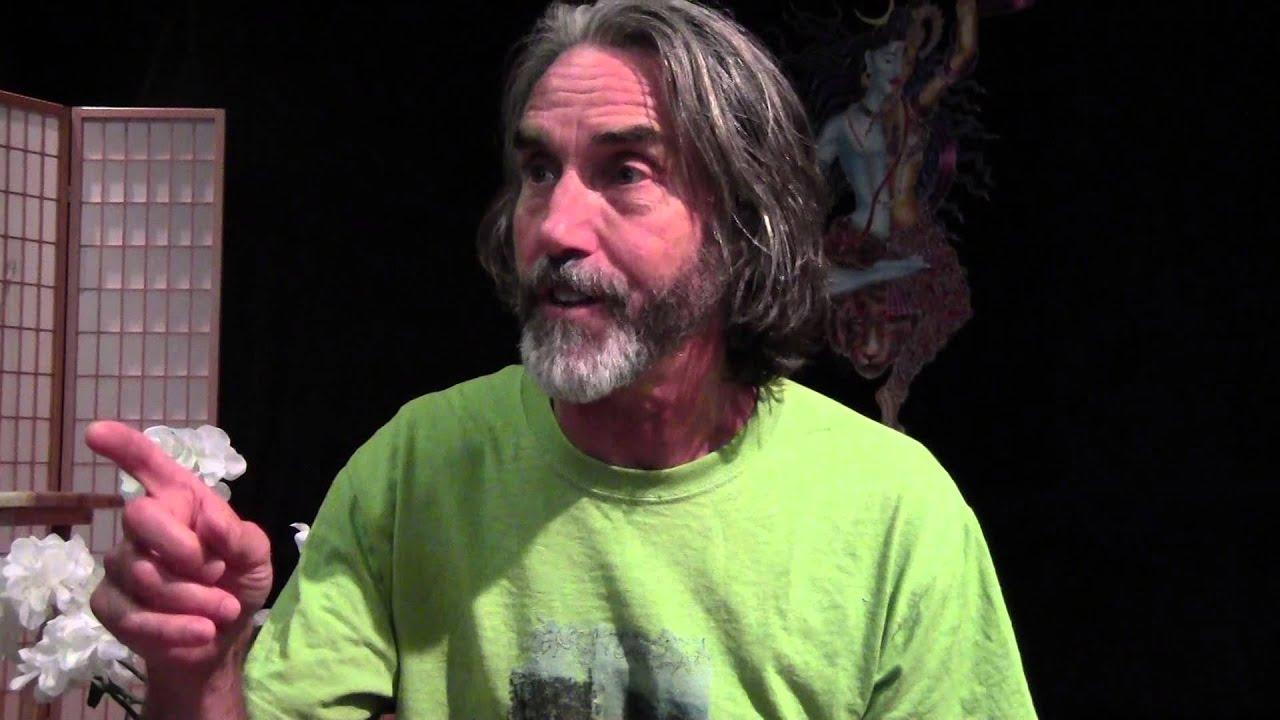 Paul Hedderman,  Western Non-Duality Teacher (1 of 3)