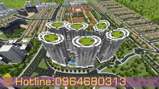 Chung cư TECCO COMPLEX Thịnh Đán Thái Nguyên