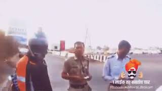 Traffic police on expressway caught taking bribes on cam with evidence no action from police.