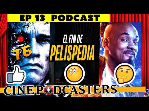 Terminator 6 trailer (Reacciones)/CRITICA pelicula Aladdin 2019/3 Biopics/Pelispedia Cierre/Ep 13