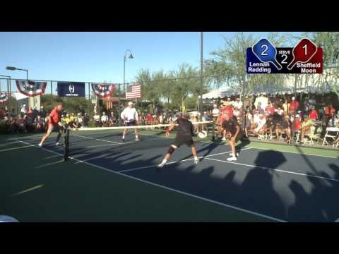 Senior Open Mens Doubles