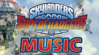 [♪♫] Skylanders Academy - Skylands in Peril | Skylanders SuperChargers Music
