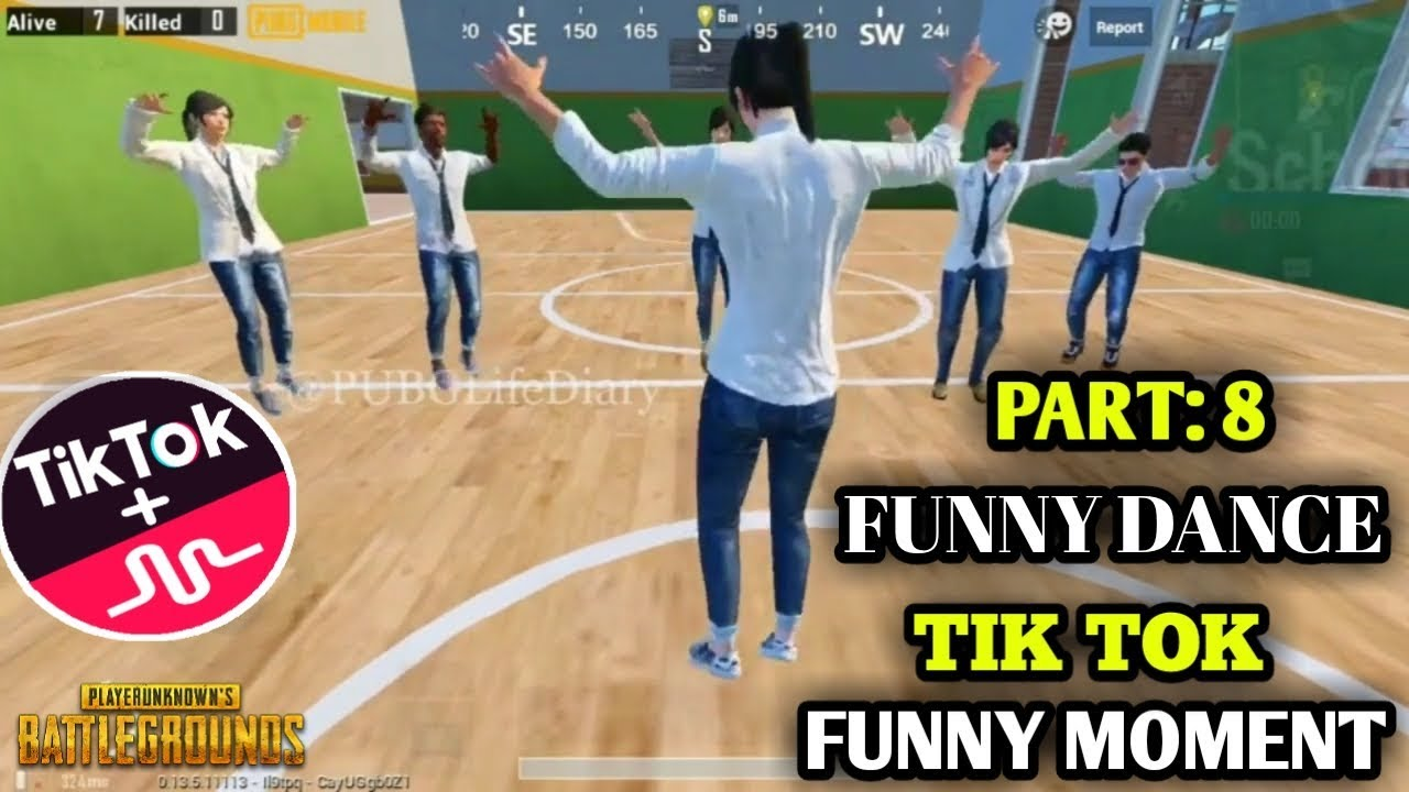 Download PUBG TIK TOK FUNNY MOMENTS AND FUNNY DANCE PART: 7 || XYZ CREATION
