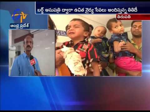 A Face to Face With TTD's BIRD Hospital Director Jagadish
