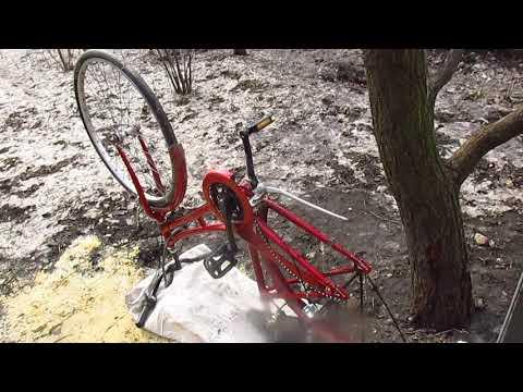 Не покупайте б.у велосипед из европы. Пока не посмотрите это видео.