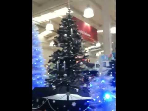 Snowing Christmas Tree - Snowing Christmas Tree - YouTube
