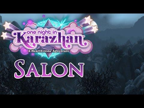 Hearthstone - One Night in Karazhan - Der Salon (German/Deutsch)