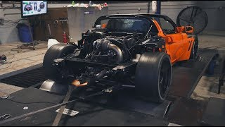 600Hp LOTUS FLAMETHROWER