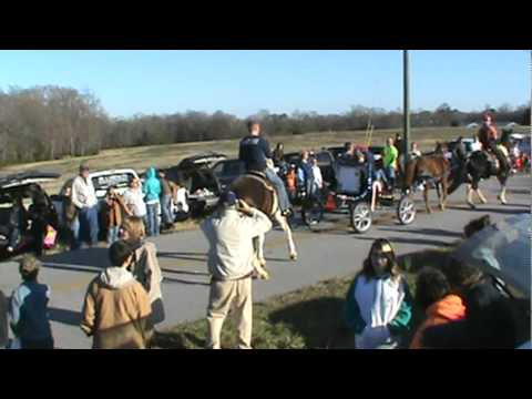 Montevideo, GA, Christmas Parade, 2011, Part XI-The end