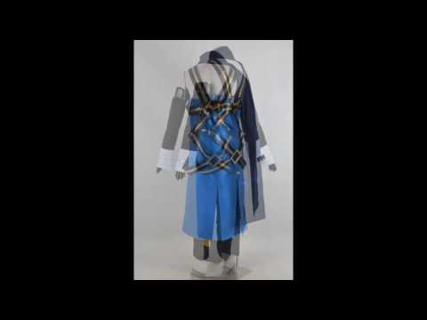 Emil Castagnier Costume from Tales of Symphonia Cosplay
